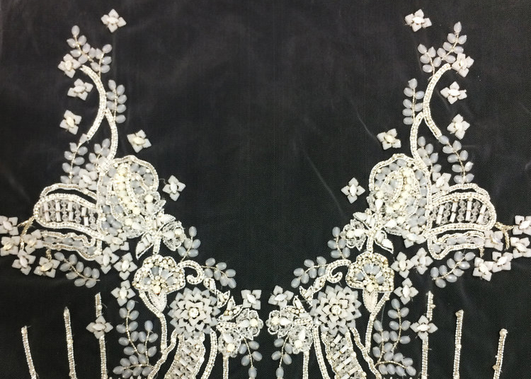 Creating Couture Embroidery that's right for you.