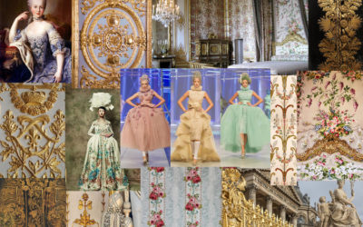 How Marie Antoinette Inspired Our Favorite Embroidery This Season